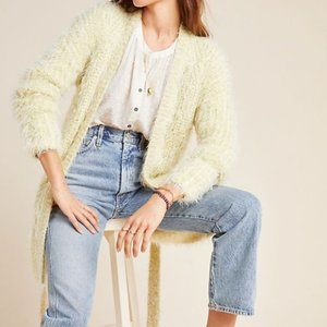 NWT $160 Larkin Shimmer Cardigan Size M